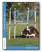 2x2 Weave Training DVD by Susan Garrett