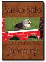 "Susan Salo's, ""Advanced Jumping"""