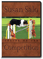 "Susan Salo's, ""Tuning Up for Competition"""