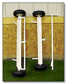 Move It A Frame Mover For Dog Agility Training